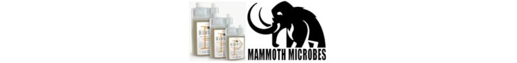 Mammoth Microbes Banner