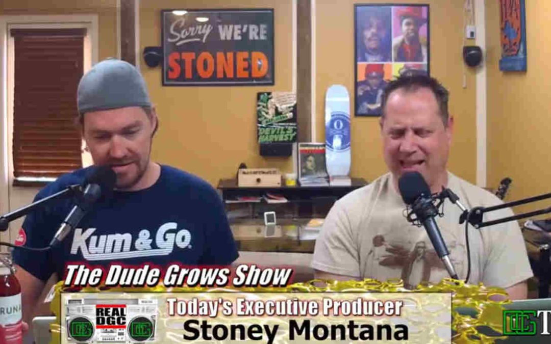 Dude Grows Show 508 Wake & Bake America