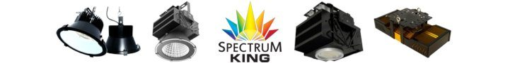 Spectrum King LED Logo